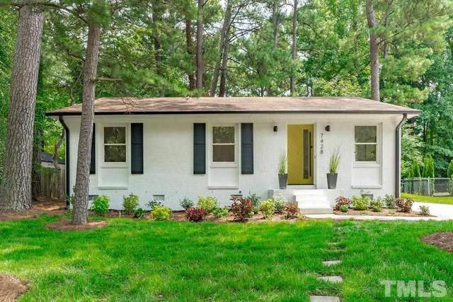 7428 Longstreet Drive, Raleigh, NC 27615 (#2397298) :: The Perry Group