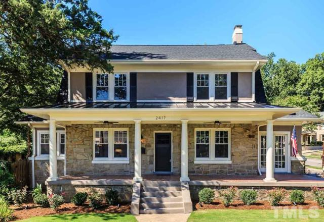 2417 Fairview Road, Raleigh, NC 27608 (#2114092) :: Rachel Kendall Team, LLC