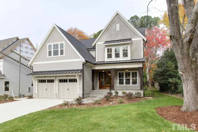 622 Manchester Drive, Raleigh, NC 27609 (#2114308) :: The Jim Allen Group