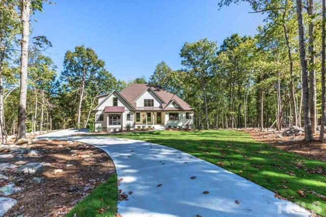 65 Arbor Lane, Pittsboro, NC 27312 (#2136958) :: M&J Realty Group