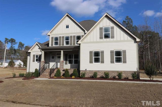 8340 Southmoor Hill Trail Stratton Plan  , Wake Forest, NC 27587 (#2148075) :: Rachel Kendall Team, LLC