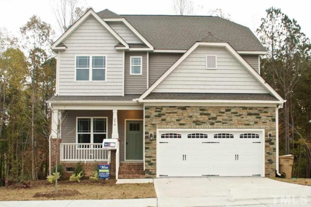 270 Hawkesburg Drive, Clayton, NC 27527 (#2148677) :: Rachel Kendall Team, LLC