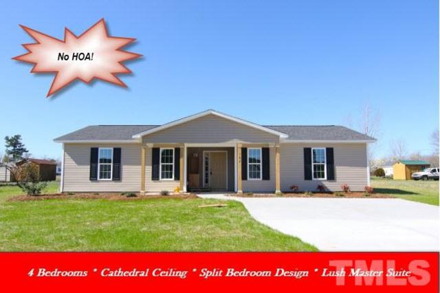 102 Redwood Circle, Kenly, NC 27542 (#2156305) :: The Jim Allen Group
