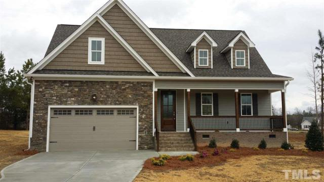 8421 Traceway Drive, Zebulon, NC 27597 (#2157620) :: The Perry Group