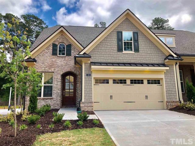118 Glenpark Place #47, Cary, NC 27511 (#2167553) :: Raleigh Cary Realty