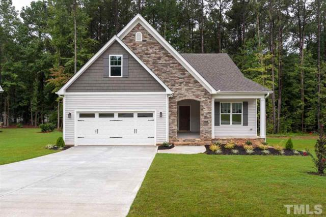 201 Laurel Oaks Drive, Youngsville, NC 27596 (#2169570) :: The Perry Group