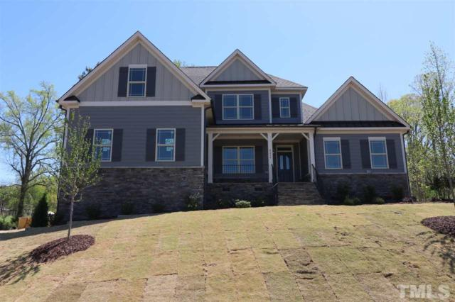 8239 Southmoor Hill Trail Braxton B Plan , Wake Forest, NC 27587 (#2173947) :: Rachel Kendall Team, LLC
