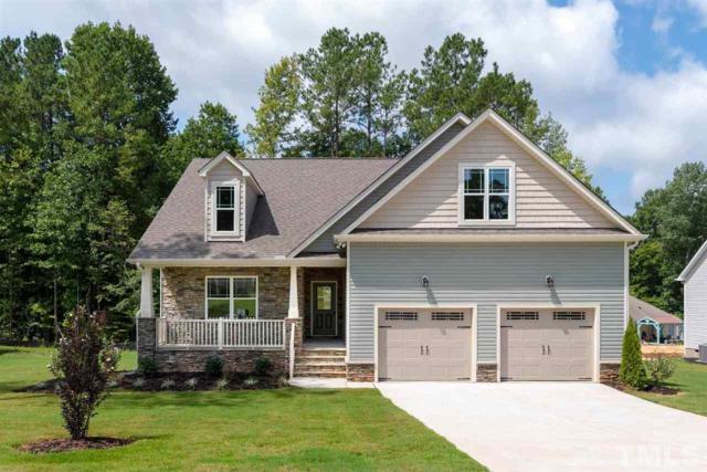 207 Laurel Oaks Drive, Youngsville, NC 27596 (#2175469) :: The Jim Allen Group