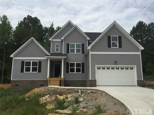 135 Cairnie Place #1, Clayton, NC 27527 (#2178638) :: The Perry Group