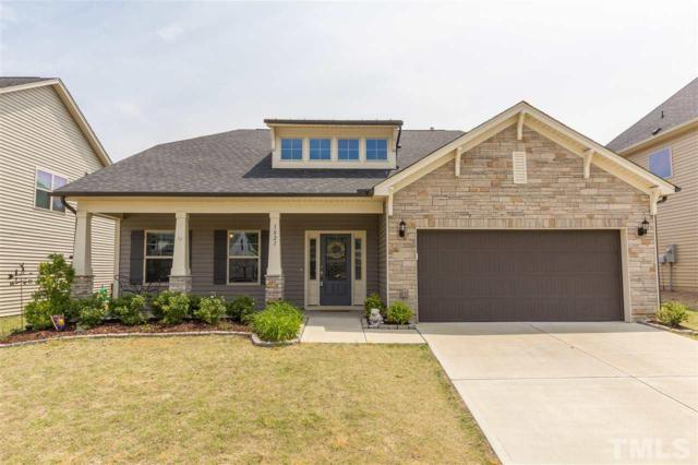 1021 Old Baron Drive, Fuquay Varina, NC 27526 (#2190526) :: The Perry Group