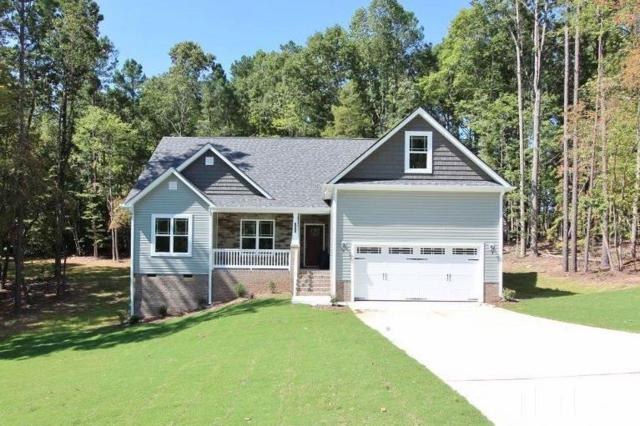 3609 Pine Needles Drive, Wake Forest, NC 27587 (#2190630) :: The Perry Group