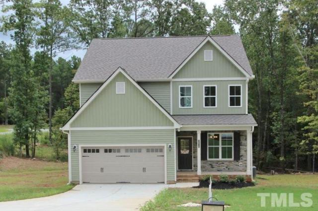 3610 Pine Needles Drive, Wake Forest, NC 27587 (#2192196) :: The Jim Allen Group