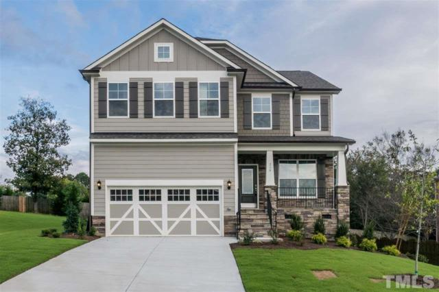716 Granite Peak Drive, Rolesville, NC 27571 (#2194610) :: The Perry Group