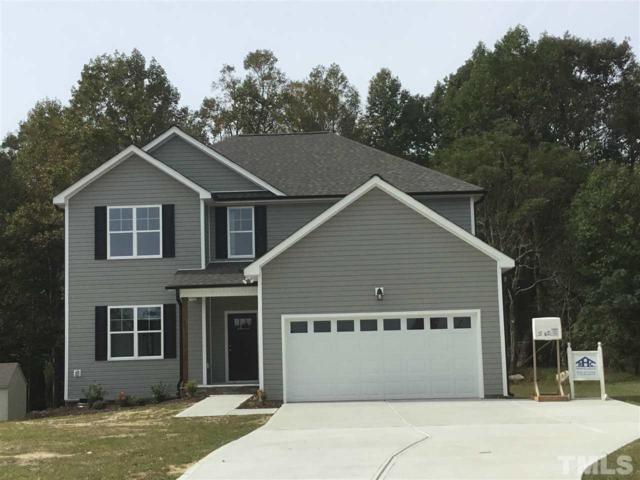 45 Wood Ibis Way, Louisburg, NC 27549 (#2195732) :: Spotlight Realty