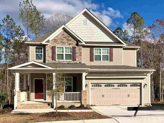 320 Hawkesburg Drive, Clayton, NC 27527 (#2196140) :: The Beth Hines Team
