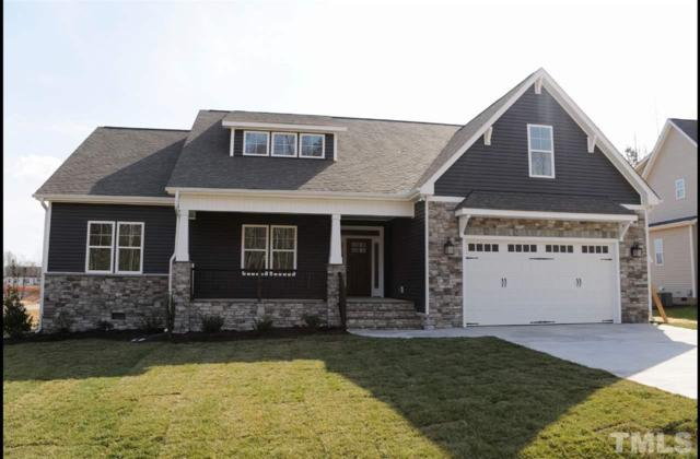 115 Walking Trail, Youngsville, NC 27596 (#2205411) :: The Perry Group