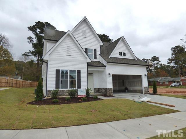 804 Oak Knoll Lane, Wake Forest, NC 27587 (#2208032) :: The Perry Group