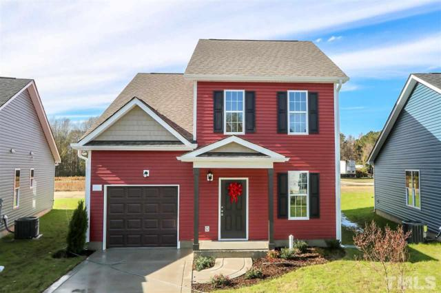 285 Bella Square, Smithfield, NC 27577 (#2210693) :: The Perry Group