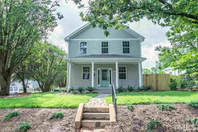 1601 Carson Street, Raleigh, NC 27608 (#2210844) :: Marti Hampton Team - Re/Max One Realty
