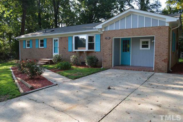 124 Crestview Drive, Durham, NC 27712 (#2211028) :: The Abshure Realty Group
