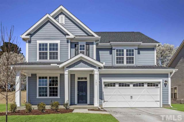 121 Woodstaff Avenue Lot 4, Wake Forest, NC 27587 (#2212499) :: The Perry Group