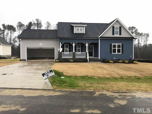 62 Regal Pond Drive, Angier, NC 27501 (#2216882) :: Rachel Kendall Team