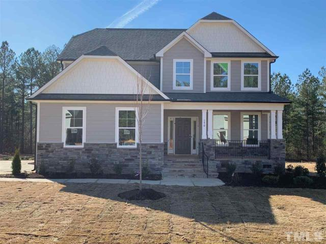 190 Green Haven Boulevard, Youngsville, NC 27596 (#2217670) :: The Jim Allen Group