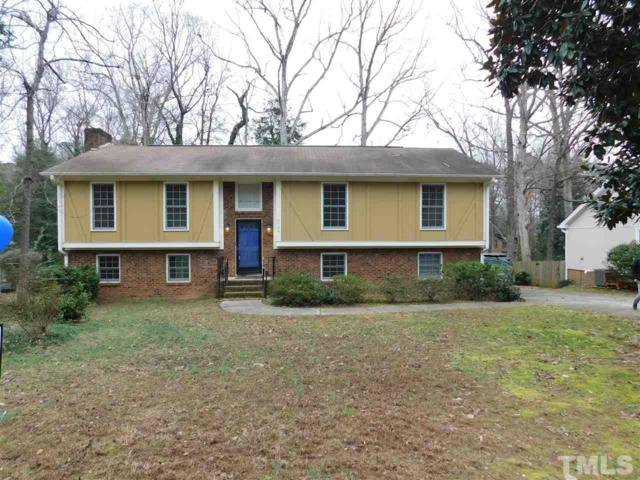 5704 Partridge Lane, Raleigh, NC 27609 (#2217816) :: Marti Hampton Team - Re/Max One Realty