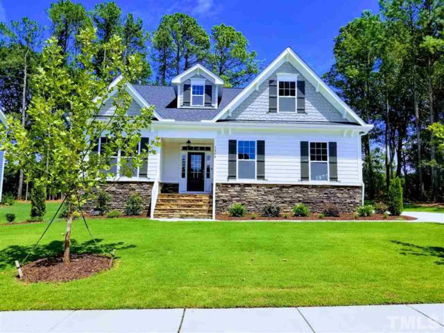 1308 Commons Ford Place #95, Apex, NC 27539 (#2232709) :: Marti Hampton Team - Re/Max One Realty