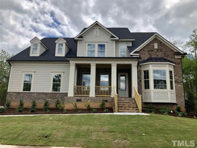 209 Silent Cove Lane Lot 125, Holly Springs, NC 27540 (#2233385) :: The Jim Allen Group