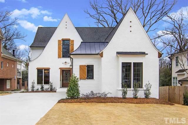 2118 Cowper Drive, Raleigh, NC 27608 (#2252563) :: Dogwood Properties