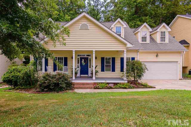 300 Acorn Hill Lane, Apex, NC 27502 (#2259859) :: Marti Hampton Team - Re/Max One Realty