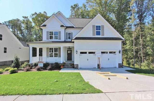 505 Horncliffe Way, Holly Springs, NC 27540 (#2262034) :: Raleigh Cary Realty