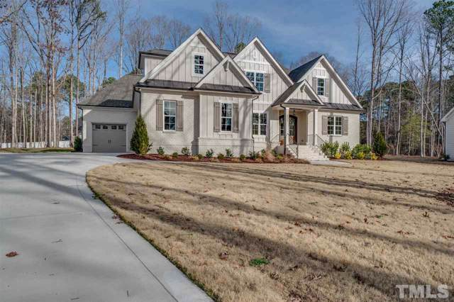 5228 Milner Drive, Raleigh, NC 27606 (#2265387) :: The Jim Allen Group