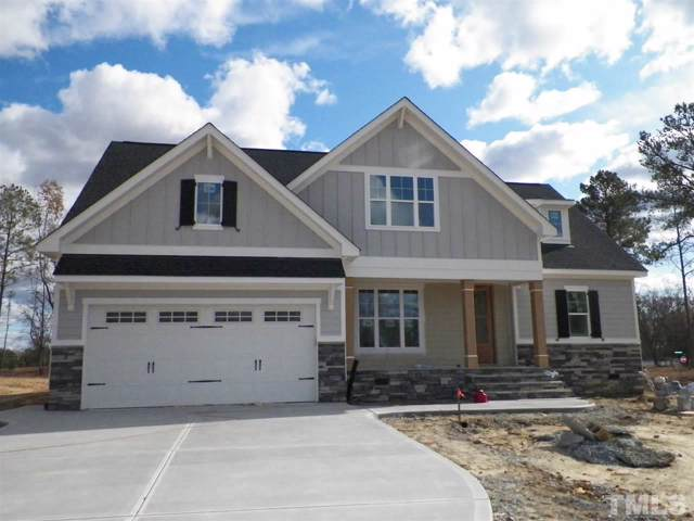 34 Dolores Court Lot 2, Willow Spring(s), NC 27592 (#2273203) :: Rachel Kendall Team