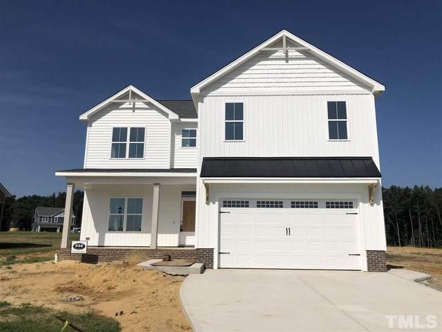 33 Wyatt Drive, Selma, NC 27576 (#2295544) :: The Rodney Carroll Team with Hometowne Realty