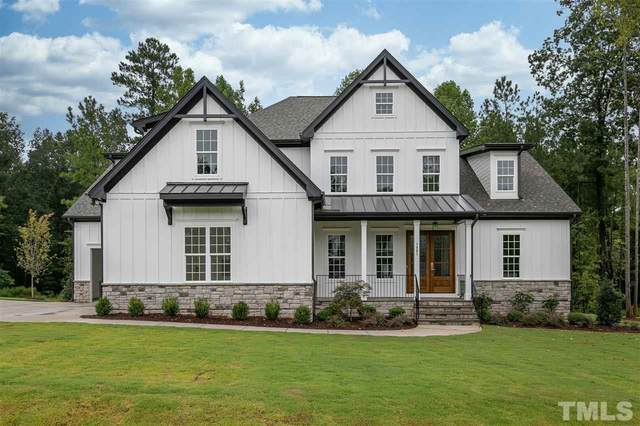 7801 Dover Hills Drive, Wake Forest, NC 27587 (#2322503) :: Spotlight Realty