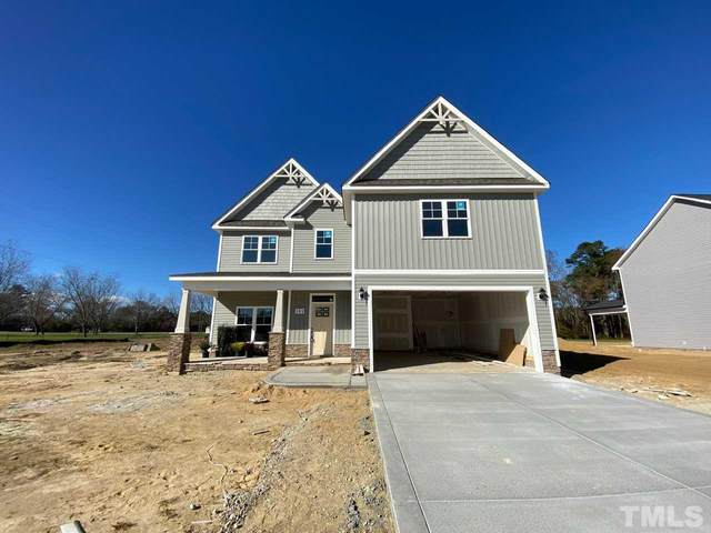 101 Abbington Place, Pikeville, NC 27863 (#2328288) :: Sara Kate Homes