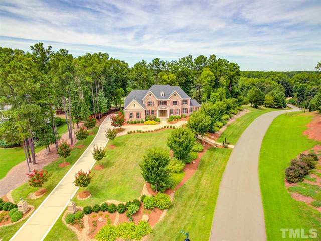 7225 Hasentree Club Drive, Wake Forest, NC 27587 (MLS #2336757) :: On Point Realty