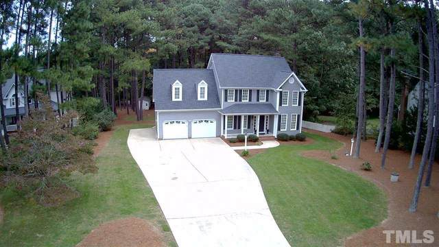 5124 Woodfield Lane, Knightdale, NC 27545 (#2344233) :: Rachel Kendall Team