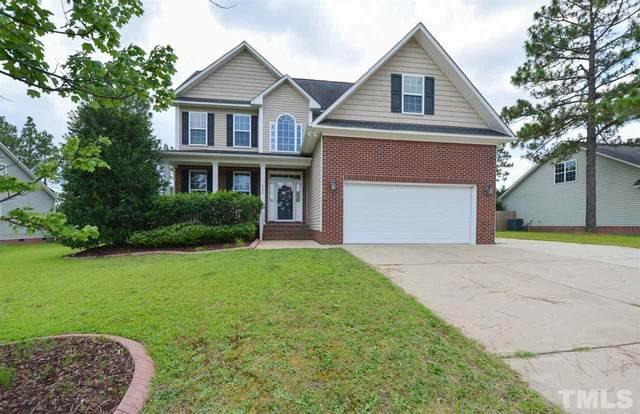 268 Sonora Drive, Lillington, NC 27546 (#2391232) :: Real Estate By Design