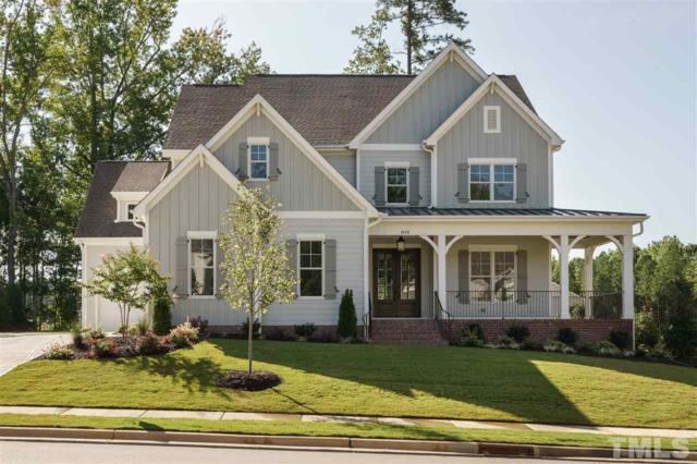 3129 Curling Creek Drive, Apex, NC 27502 (#2107310) :: The Jim Allen Group