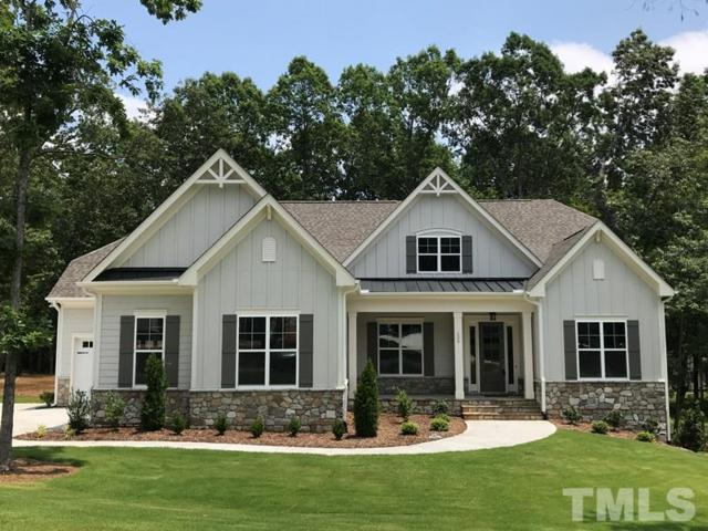 130 Princeton Manor Drive, Youngsville, NC 27596 (#2151997) :: The Perry Group
