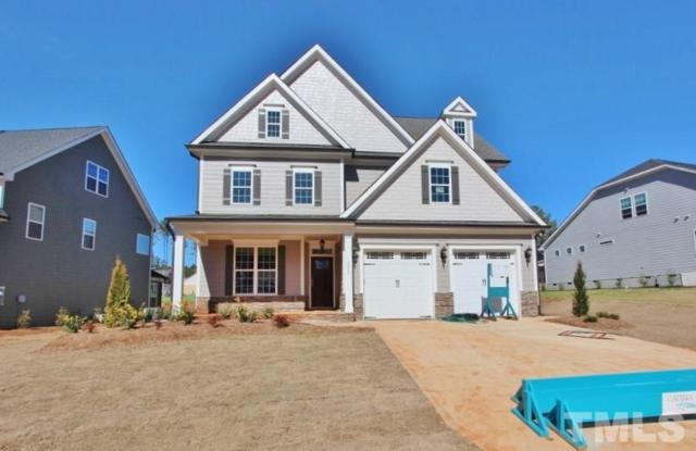 2805 Mills Lake Wynd, Holly Springs, NC 27540 (#2159045) :: Raleigh Cary Realty