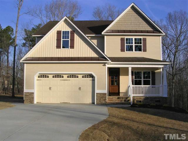 127 Evie Drive Lot81, Smithfield, NC 27577 (#2159508) :: Rachel Kendall Team, LLC