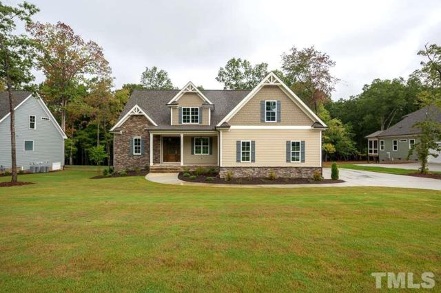 30 Carlson Ridge Drive, Youngsville, NC 27596 (#2163733) :: The Abshure Realty Group