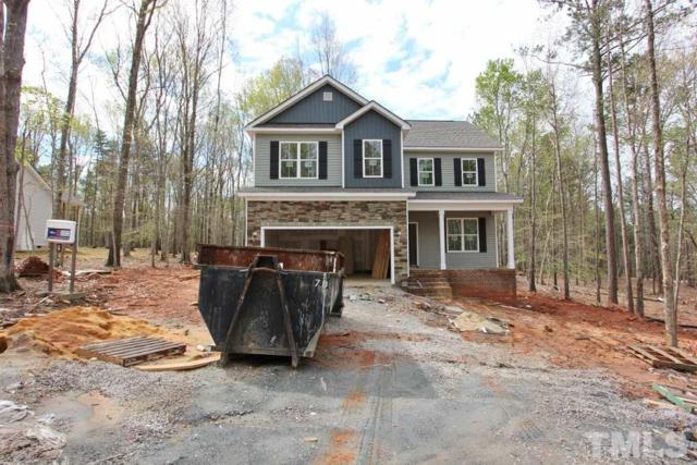 3616 Pine Needles Drive, Wake Forest, NC 27587 (#2173257) :: Rachel Kendall Team, LLC