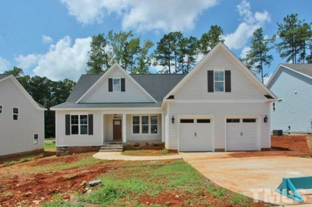200 Park Bluff Drive, Holly Springs, NC 27540 (#2185418) :: The Jim Allen Group