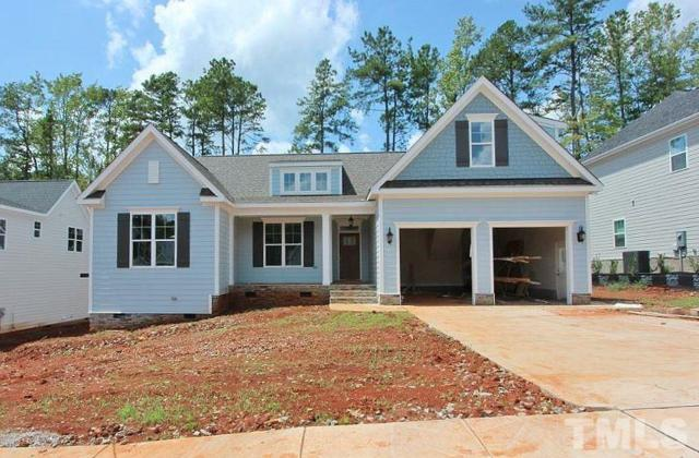 132 Park Bluff Drive, Holly Springs, NC 27540 (#2185452) :: The Jim Allen Group