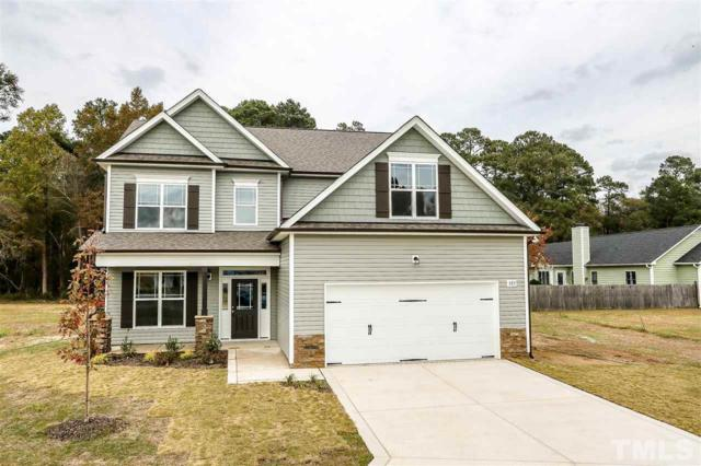 185 Marywood Drive, Clayton, NC 27520 (#2198264) :: The Perry Group